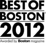 best of boston 2012